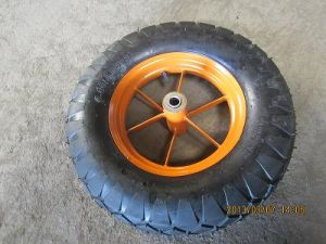 16x4.00-8 Rubber Wheel pictures & photos