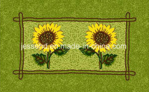New Design Beautiful Carpet Easy Wash Ant-Slip Rug pictures & photos