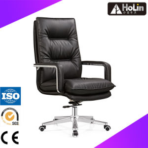 Office High Back Executive Chair with PU Leather pictures & photos