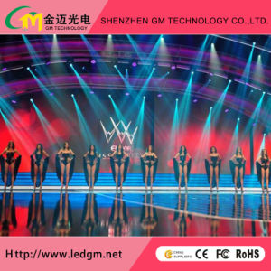 Indoor Rental Stage Background Event LED Video Display Screen/Sign/Panle/Wall/Billboard pictures & photos