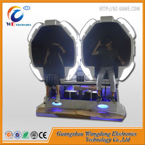 Factory Direct Sale Virtual 9d Egg Cinema Vr 9d Cinema Simulator with UL Cirtificate pictures & photos