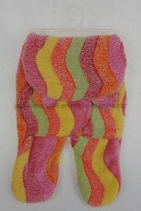 Offset Coral Fleece Sleeping Bag (HR01SB006) pictures & photos