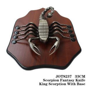 Scorpion Knife Home Adornment Table Decoration 33cm pictures & photos