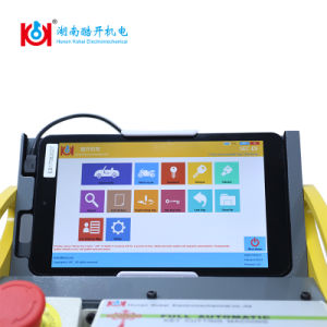 Multiple Languages Sec-E9 Key Cloning Machine for Automobile and Household Keys pictures & photos