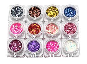 Glitter Nail Powder, Glitter Powder pictures & photos