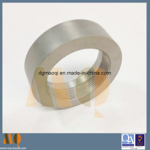 Precision CNC Turning Aluminum Parts of Inside Thread pictures & photos