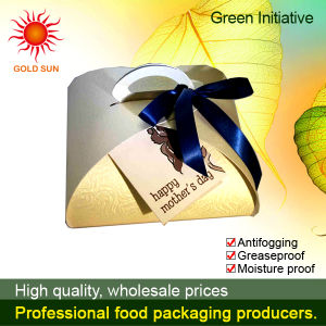 2013 Newest Fast Food Packaging, Square Fast Food Box (K135-D) pictures & photos