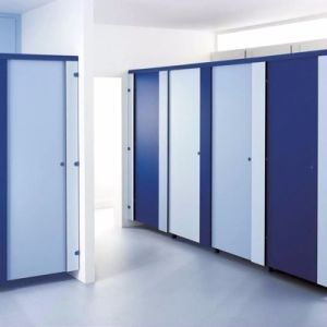 Commercial Washrooms Toilet Cubicle Components with Accessories pictures & photos