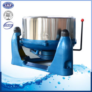 Inverter and Air Compressor Liad Industrial Spin Dryer Price (SS) pictures & photos