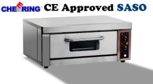 Ce Approved Commercial One Layer One Tray Electric Oven pictures & photos