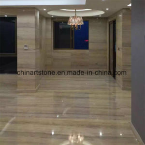 Chinese New Style Beige/ Colorful Wooden Marble for Villa Decoration pictures & photos