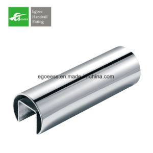 China Wholesale Stainless Steel Slot Tube pictures & photos