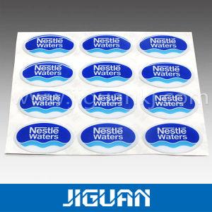 Professional Free Design Cheap Price Adhesive Custom Epoxy Sticker pictures & photos
