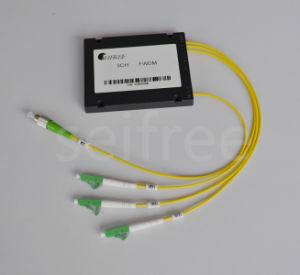 Triple-Play Olt 1310/1490/1550nm Wdm Optical Demux pictures & photos