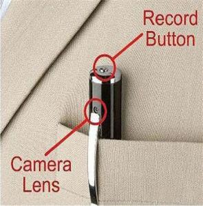 Good Quality Mini Pen DV DVR Video Camera Recorder 1280*960 Camcorder pictures & photos
