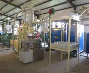 Wheat Grain Maize Corn/Sorghum Small Flour Milling Machine pictures & photos