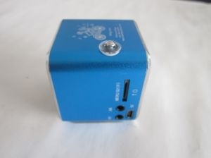 Portable with Compatible USB/FM Mini Bluetooth Speaker (OM-S12) pictures & photos