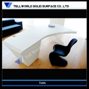 High Glossy Office Table Home Furniture Office Desk pictures & photos