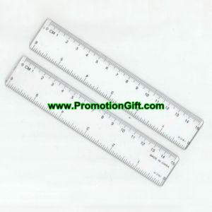 Transparent Plastic 15cm Ruler pictures & photos