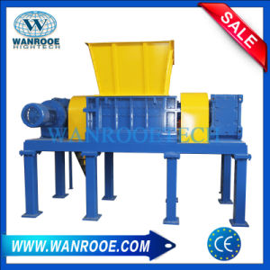 High Quality Tire /Msw/ Tobacco / Wood /Jumbo Bag Double Shaft Shredder pictures & photos