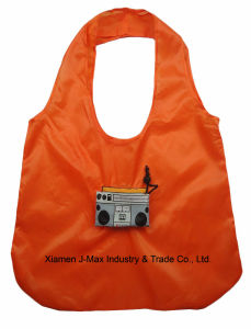 Foldable Shopper Bag, Promotion Bags, Karate Uniform Style, Reusable, Lightweight, Grocery Bags and Handy, Gifts, Promotion, Tote Bag, Decoration & Accessories pictures & photos