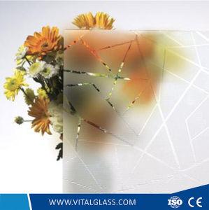 Decorative Acid Etched Glass pictures & photos
