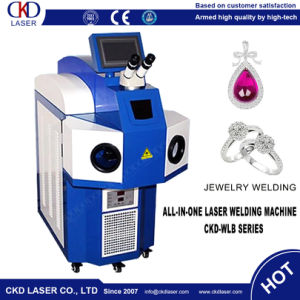 Compact Tabletop Cheap Jewelry Laser Manual Welding System Machine pictures & photos