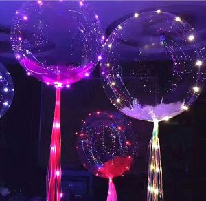 12 Inch LED Halloween Wedding Christmas Holiday Party Decoration Advertising LED Air Balloon pictures & photos