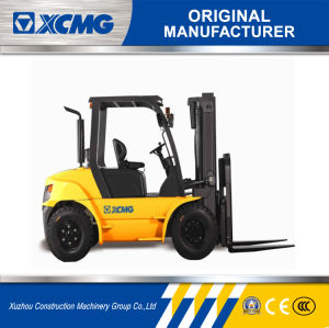 XCMG 5ton Diesel Forklift with Isuzu Engine for Sale pictures & photos