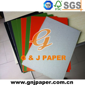 Big Size 889*1194mm Two-Side Grey Straw Board for Paper Core pictures & photos
