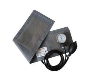 Classic Aneroid Sphygmomanometer for Medical Use pictures & photos