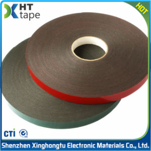 2mm Double Sided Adhesive Sponge Foam Tape pictures & photos