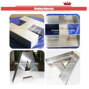 China Easy Operation 300W 500W 3D Letter CNC Laser Welding Machine for Advertisement Industry pictures & photos