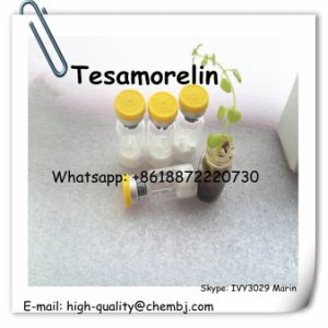 Tesamorelin 218949-48-5 Synthetic Peptide Powder 99% pictures & photos