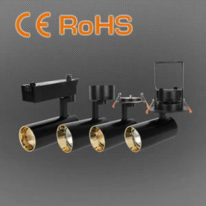 Ce RoHS LED Tracklight Black/White, Factory Price pictures & photos