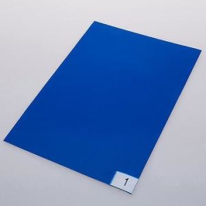 Blue Disposable Cleanroom Adhesive Floor Mats pictures & photos