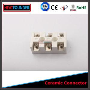 99 Al2O3 Ceramic Strip Terminal Block (25A) pictures & photos
