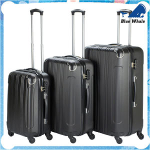 "Spinner ABS+PC Luggage Set Lock 20"" 24"" 28"" pictures & photos"