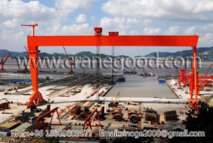High Quality Hook Gantry Crane pictures & photos