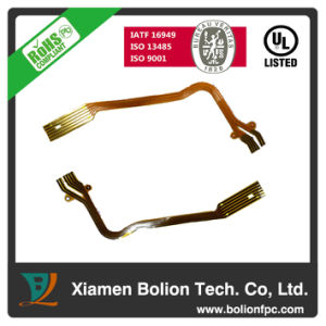 Single-Side Flexible Printed Circuit Board pictures & photos
