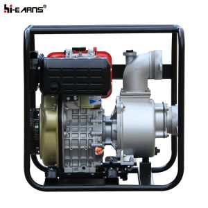 4 Inch Diesel Water Pump Red Color (DP40E) pictures & photos