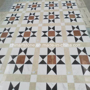 China Marble Tile for Lobby Mosaic Pattern pictures & photos