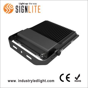 Amber Driveway Architectural 80W Slim LED Floodlight Warranty 3 Years with CREE Philips LEDs pictures & photos