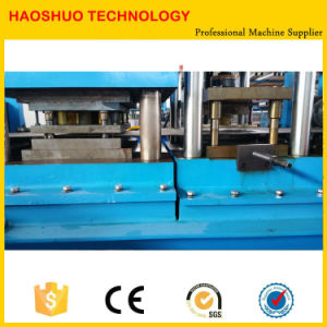 Highway Guardrail Roll Forming Machine pictures & photos