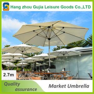 Adjustable Vented Windproof Outdoor Sun Garden Parasol Umbrella