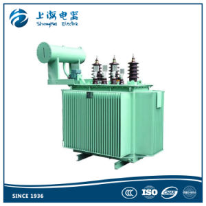 3 Phase 33kv 5000kVA Oil Immersed Power Transformer pictures & photos
