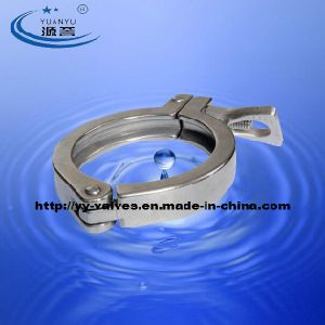 Stainless Steel Single Pin Clamp pictures & photos