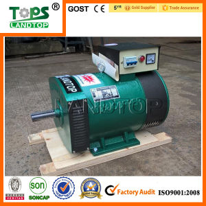 3KW-50KW STC Series Three-phase Brush AC Alternator 220V 5KW pictures & photos
