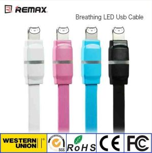Remax Data Cable with Charging Indicator LED Light for iPhone6s