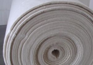Fiberglass Needle Mat for Filt or Insulation 8mm pictures & photos